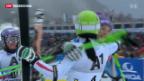 Video «Weltcup-Riesenslalom der Frauen» abspielen
