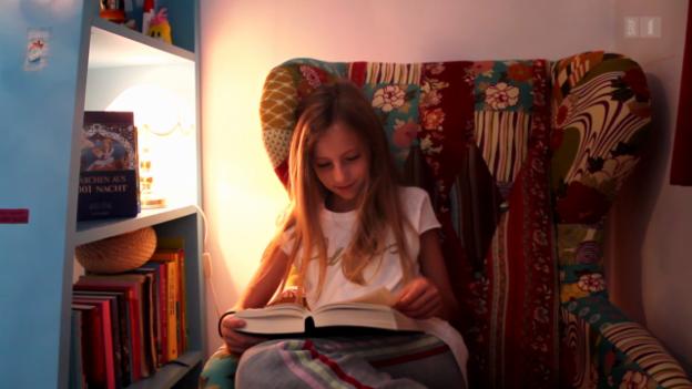 Video «Leseratten profitieren» abspielen
