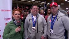 Video «Interview mit Hefti und Baumann (24.2.2014)» abspielen