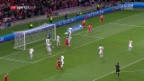 Video «Schweiz schlägt auch Lettland» abspielen