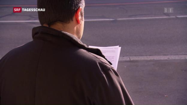 Video «Die Schweiz nimmt 2000 weitere Flüchtlinge auf» abspielen