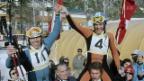 Video «Russi und Collombin: Von Kontrahenten zu Freunden» abspielen