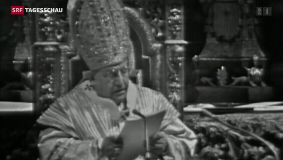 Johannes XIII. auch ohne Wunder heiliggesprochen