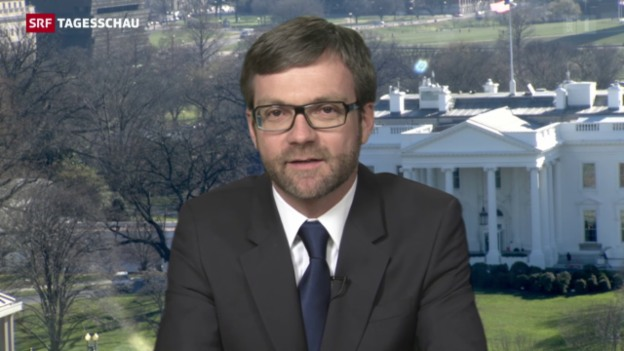 Video «Einschätzungen von Peter Düggeli zu Obamas Waffengesetz» abspielen