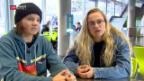 Video «Olympiatraum von zwei Walliser Nachwuchsathleten» abspielen