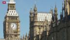 Video «Westminster vor dem Zerfall retten» abspielen