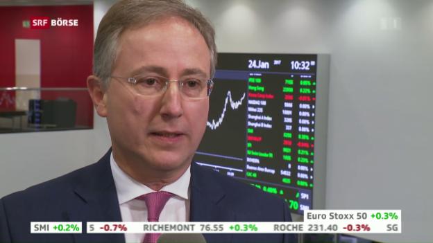 Video «SRF Börse vom 24.01.2017» abspielen
