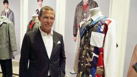 Video «US-Modemarke Tommy Hilfiger boomt – dank des Schweizers Daniel Grieder» abspielen