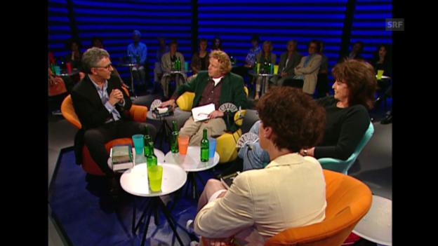 Video ««Literaturclub» zu Doris Lessing» abspielen