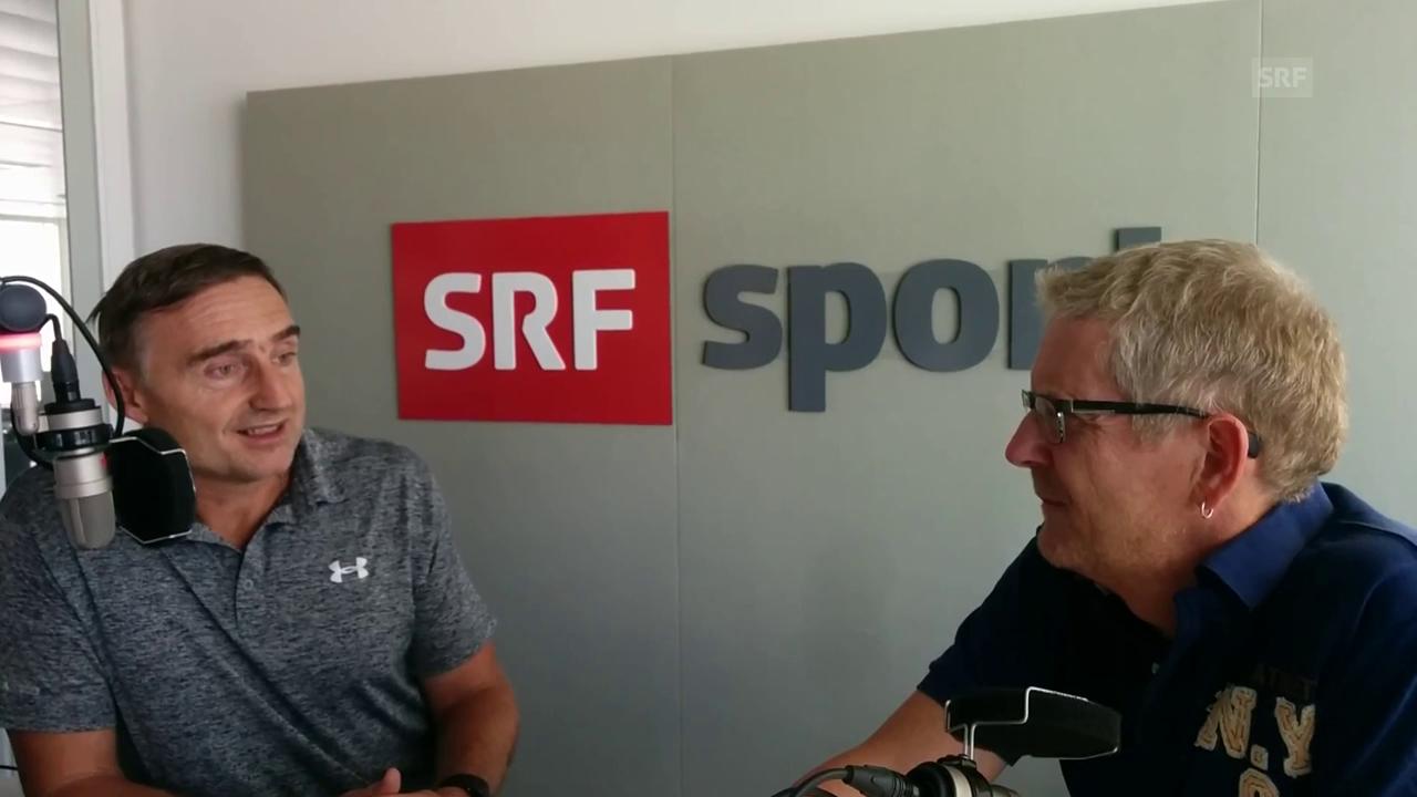 Christian Weber im Interview