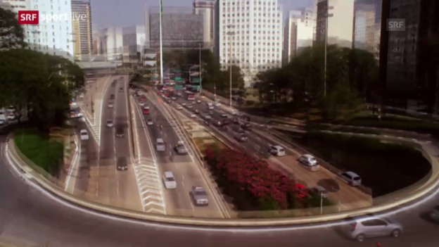 Video «Clip Sao Paulo («sportlive», 6.12.2013)» abspielen