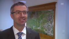 Video «Interview mit Franz-Xaver Simmen, CEO Andermatt Swiss Alps (ASA)» abspielen