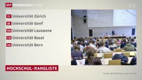 Video «Schweizer Spitzen-Universitäten » abspielen