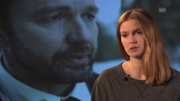 Video «Lisa Brühlmann zu Früh und ihren Film «Mäge»» abspielen