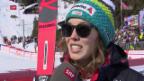 Video «Ski: Stimmen zum Weltcup in Crans» abspielen