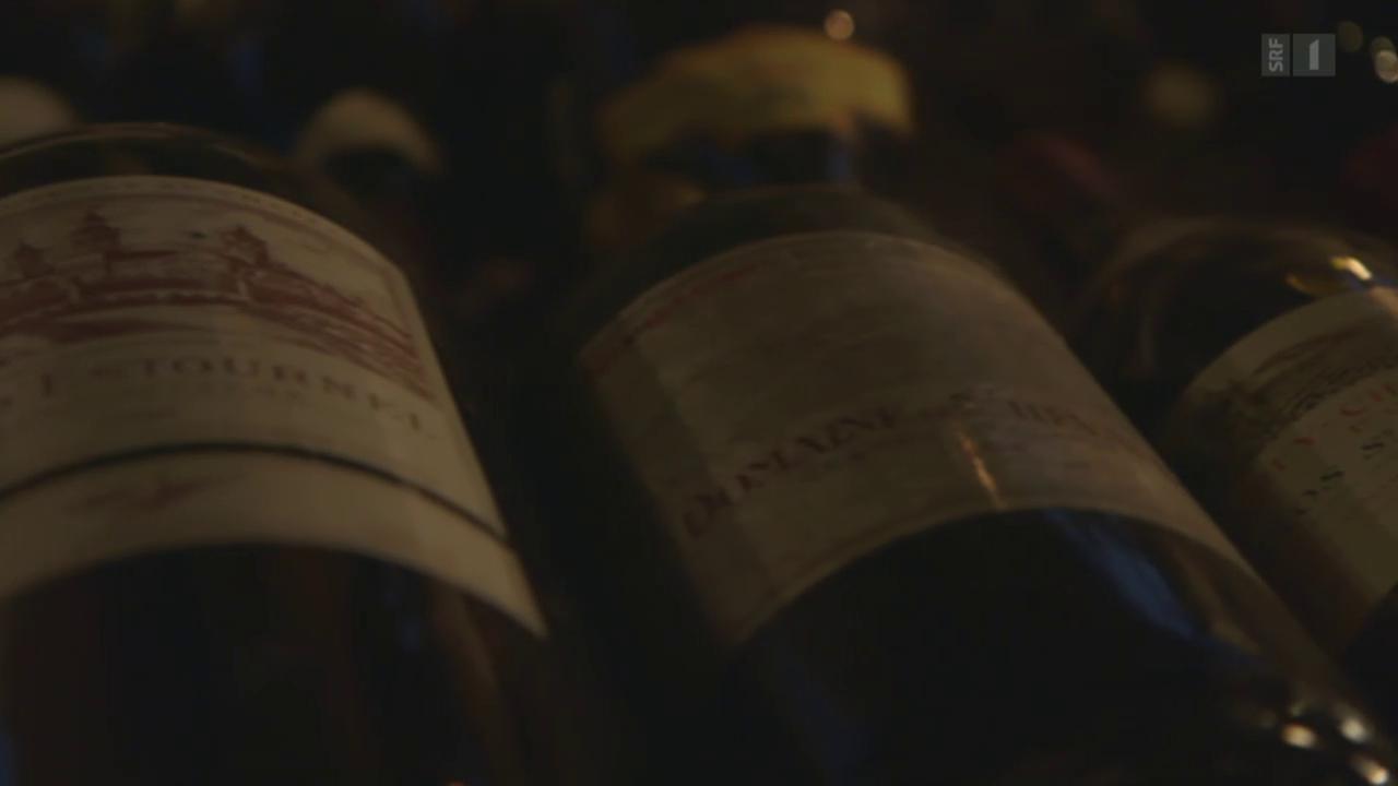 Neue Rotwein-Studie