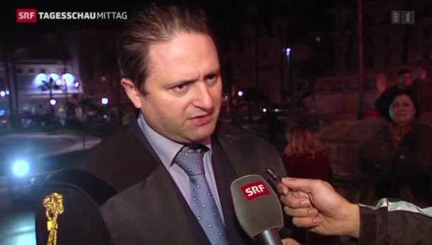 Video «Empörung nach Schmidheiny-Freispruch» abspielen