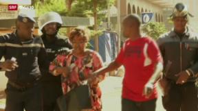 Video «Blutige Geiselnahme in Mali» abspielen