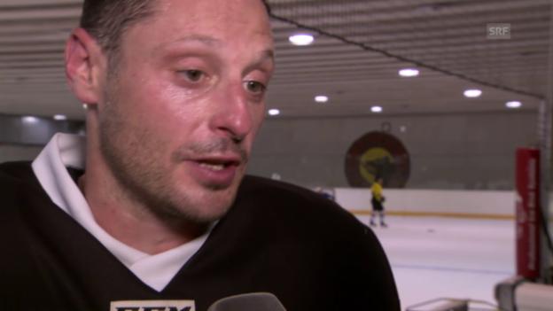 Video «Eishockey: Mark Streit als Vorreiter» abspielen