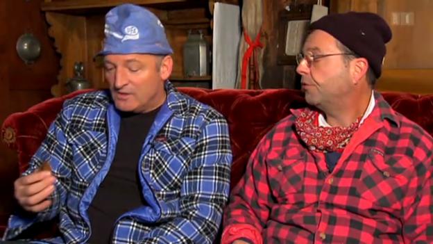 Video «Hösli&Sturzenegger und die 16'000.-- Franken» abspielen