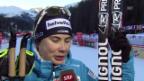 Laschar ir video «Essas cuntenta, Laurien van der Graaff? (Intervista en tud., SRF)»