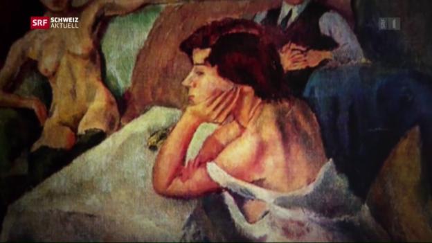 Video «Gurlitts umstrittene Kunstsammlung» abspielen
