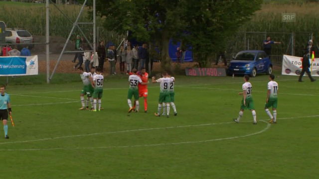 Video: Zittersieg für St. Gallen bei Linth 04