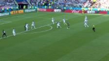 Link öffnet eine Lightbox. Video Island knüpft Argentinien einen Punkt ab abspielen
