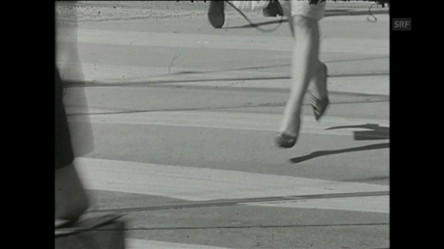 Video «Der Samstag (Antenne, 5. Juni 1964)» abspielen