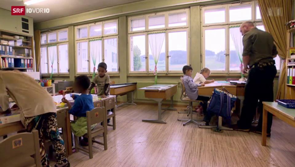 «Flüchtlings-Kinder sind hochmotivierte Schüler»