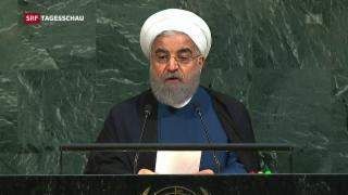 Video «Iran droht bei Verletzung des Atomvertrags» abspielen