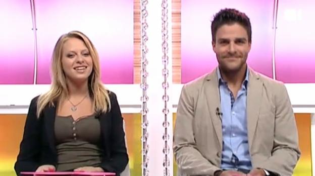 Video ««Ich oder Du»: Luca Ruch und Freundin Daniela» abspielen