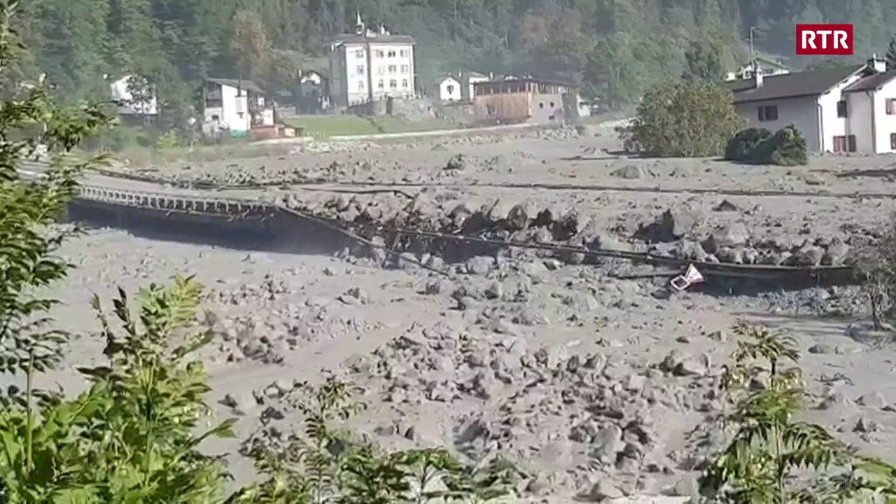La via chantunala vegn sut la bova (video: A. dos Santos)
