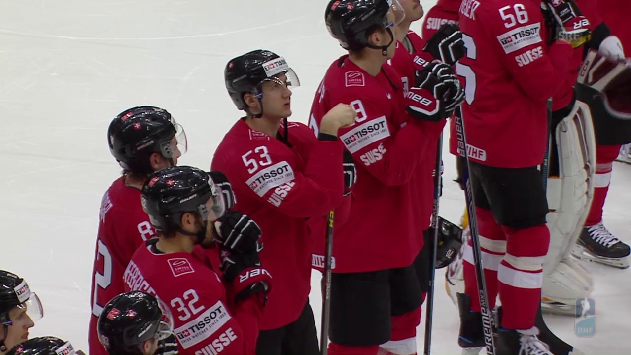 Nati muss sich Schweden nach Penaltys beugen