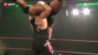 Video «Wrestling – Milliardengeschäft in den USA, Provinz-Unterhaltung in der Schweiz» abspielen