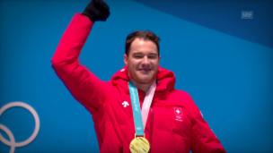 Video «Von Cologna bis Zenhäusern: Alle Schweizer Medaillen im Video» abspielen