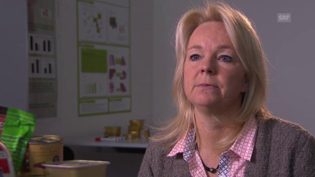 Video «Prof. Dr. Annette Liesegang: Warum braucht ein Hund Fleisch?» abspielen