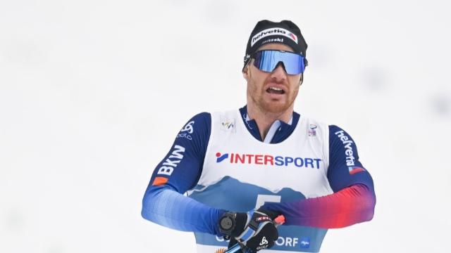 Dario Cologna – 9avel en la cursa da 50 km