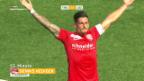 Video «Thun - FC Luzern» abspielen