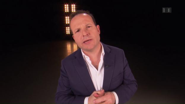 Video ««Überlegged Sie mal!»: Claudio Zuccolini zum Enkeltrick» abspielen