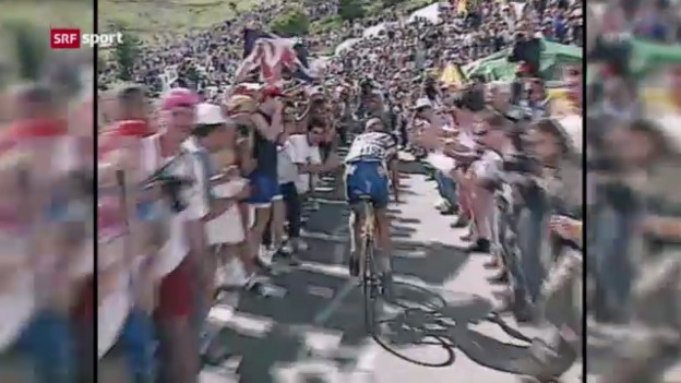 Video «100. Tour de France: Die Fans» abspielen