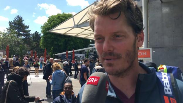 Video «Ex-Profi Thomas Enqvist glaubt an Stan Wawrinka» abspielen