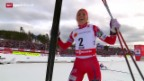Video «Ski nordisch: Skiathlon der Frauen» abspielen