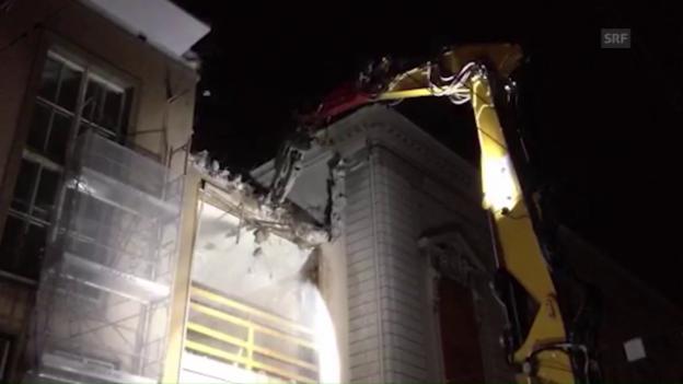 Video «Arbeiten während der Nacht» abspielen