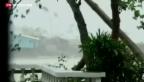 Video «Taifun «Haiyan»: Chronologie der Ereignisse» abspielen