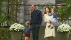 Video «Gute Neuigkeiten aus dem britischen Königshaus» abspielen