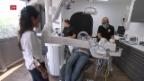Video «Dank Hypnose ein angenehmer Zahnarztbesuch» abspielen