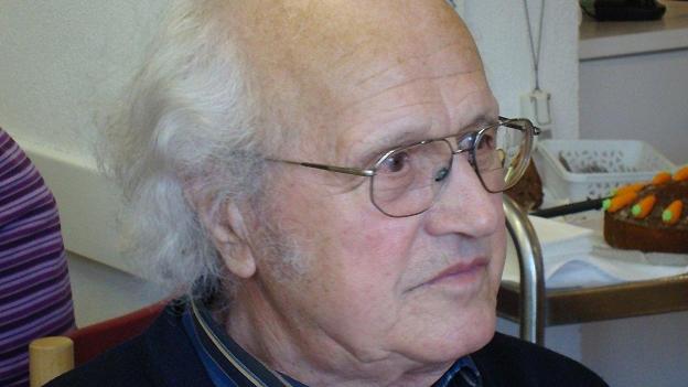 «Schweizer Geschichten» erzählt von Georges Däscher