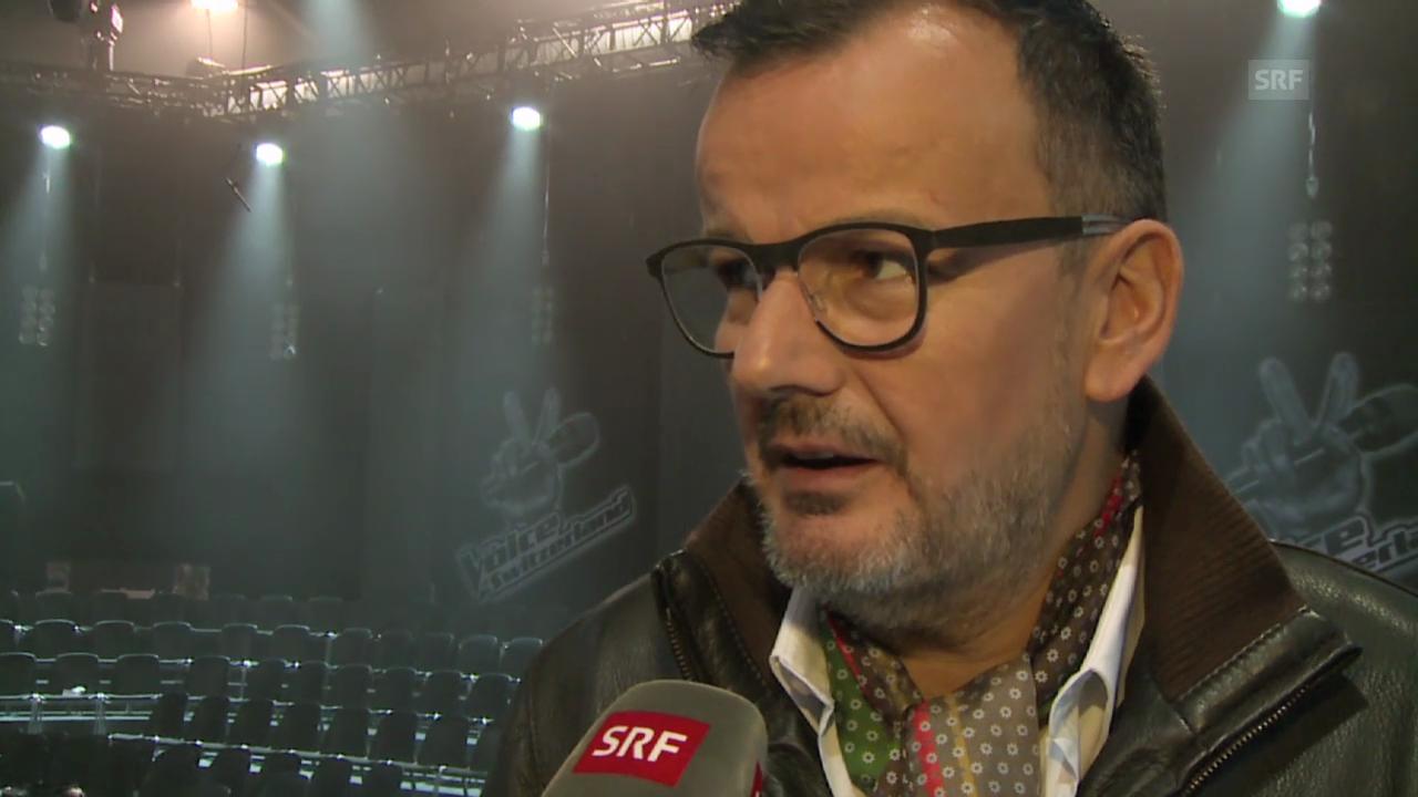 Coach Philipp Fankhauser vor den Battles über Saves und Knockouts