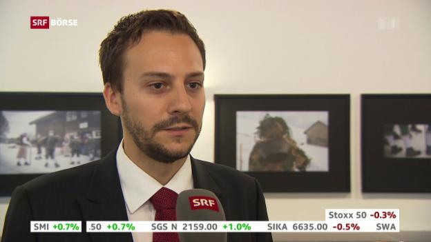 Video «SRF Börse vom 02.08.2017» abspielen
